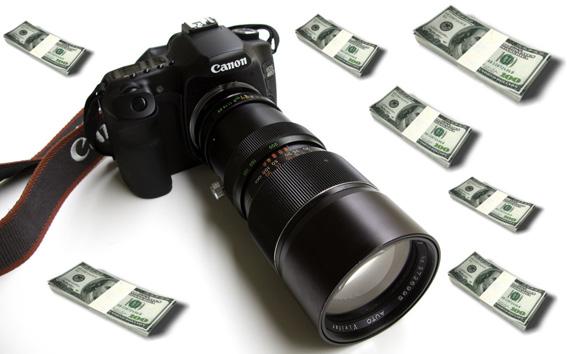 vendere foto online