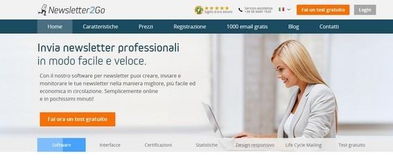 invio-newsletter-gratis-2go